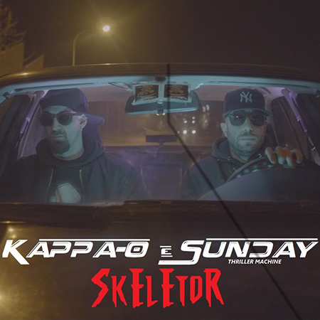 Kappa-O e Sunday – Skeletor