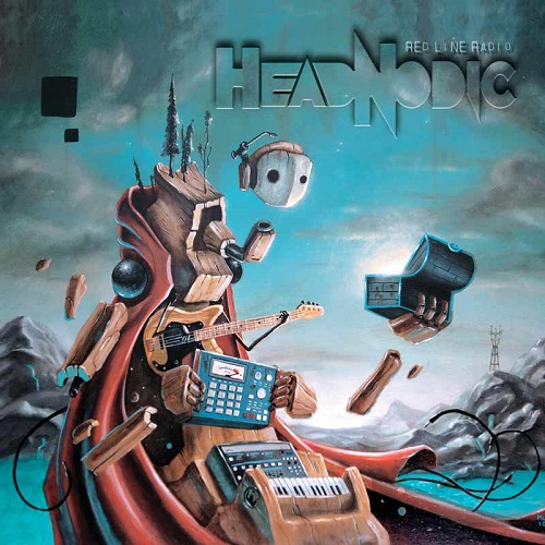 Headnodic – Red Line Radio