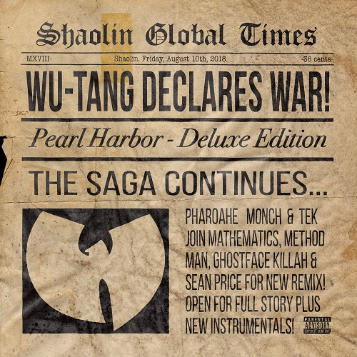 Wu-Tang Clan feat. Pharoahe Monch and Tek – Pearl Harbor Deluxe Edition