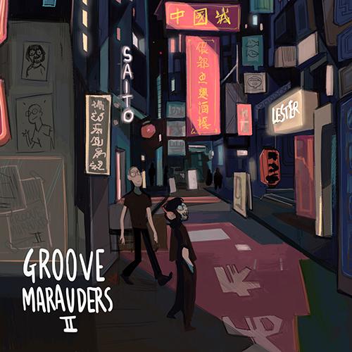 Saito e Lester Nowhere – Groove marauders 2