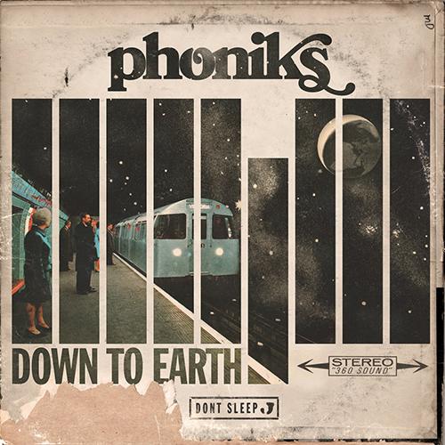 """""""Down To Earth"""" e' il nuovo disco di Phoniks"""