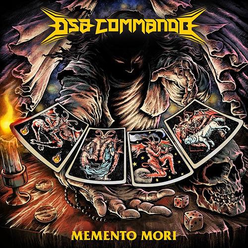 """""""Memento mori"""" e' il nuovo EP dei DSA Commando"""