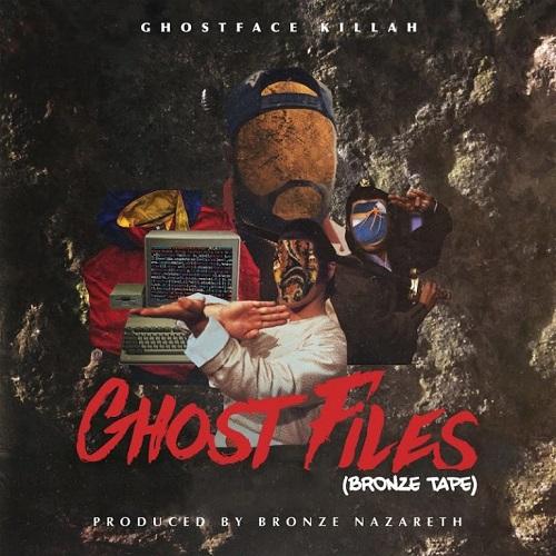 """Ghostface Killah pubblica il doppio """"Ghost Files"""""""