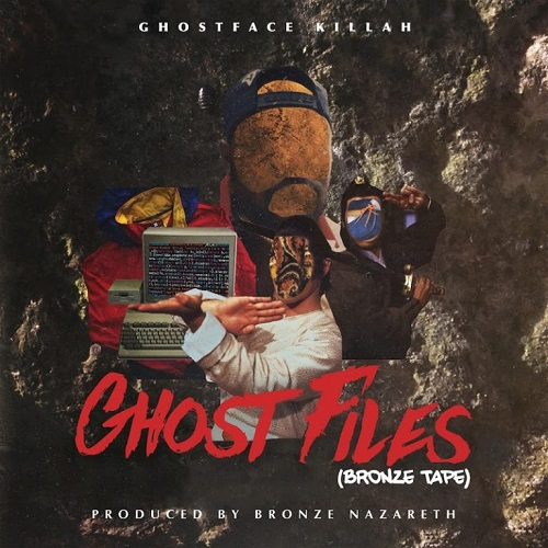 "Ghostface Killah pubblica il doppio ""Ghost Files"""