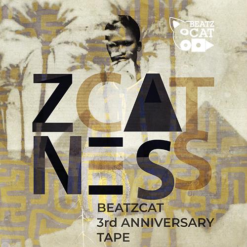 """Zcatness: BeatZcat 3rd anniversary tape"" celebra l'attivita' del collettivo BeatZcat"
