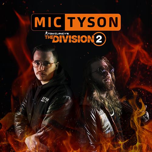 Mic Tyson TCTD2 e' in programma a marzo e si trasferisce a Milano