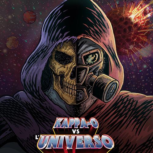 Kappa-O – Kappa-O vs l'Universo