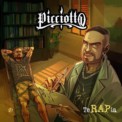 """Picciotto annuncia l'uscita di """"teRAPia"""""""