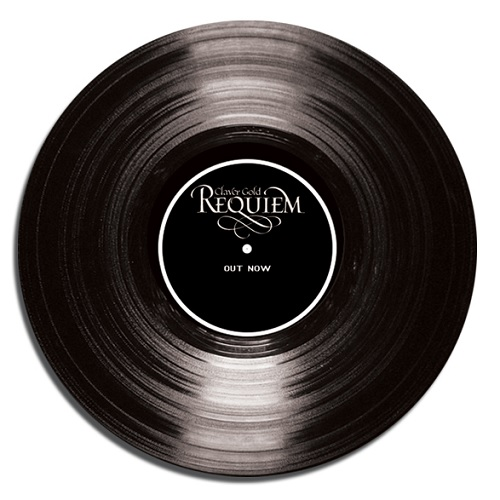 "Claver Gold ristampa ""Requiem"" in vinile"
