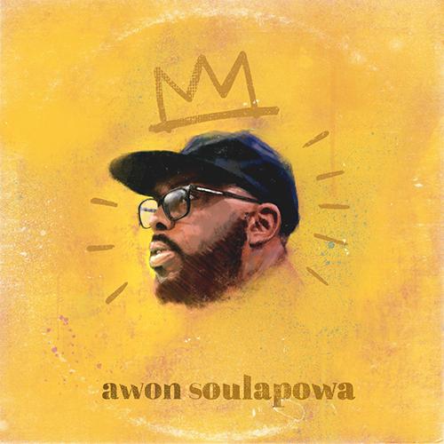 """""""Soulapowa"""" e' il nuovo disco di Awon"""