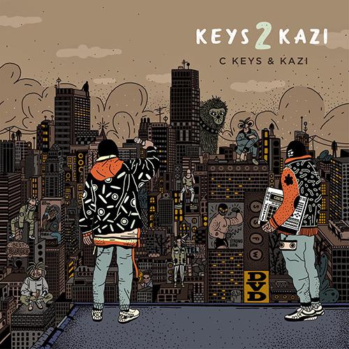 """""""Barburyem"""" e' il primo video tratto dalla collaborazione tra Kazi e C Keys"""