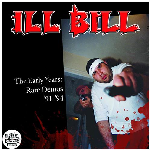 """""""The Early Years: Rare Demos '91-'94"""" di Ill Bill e' fuori in vinile"""