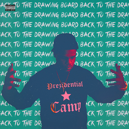 """Back To The Drawing Board"" e' il nuovo EP di K-Prez"