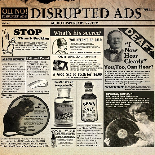Oh No – Disrupted Ads