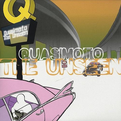 Quasimoto – The Unseen