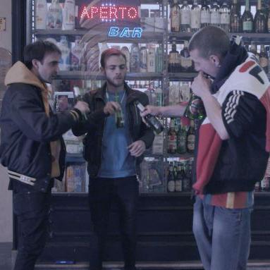 """""""Cloruro di sodio 04"""" e' il nuovo video di Rakno"""