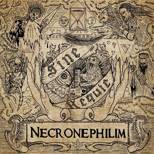 """I NecroNephilim pubblicano """"Sine requie"""""""