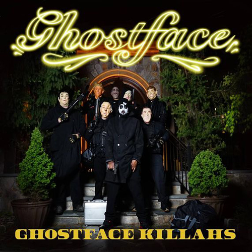 Ghostface Killah – Ghostface Killahs
