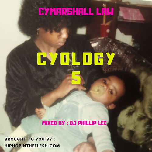 "Cymarshall Law pubblica ""Cyology 5"""