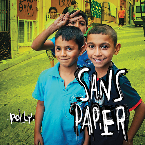 """""""Sans papier"""" e' il nuovo brano di Polly"""