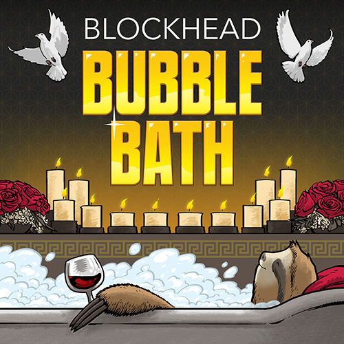 """Bubble Bath"" e' il nuovo disco di Blockhead"