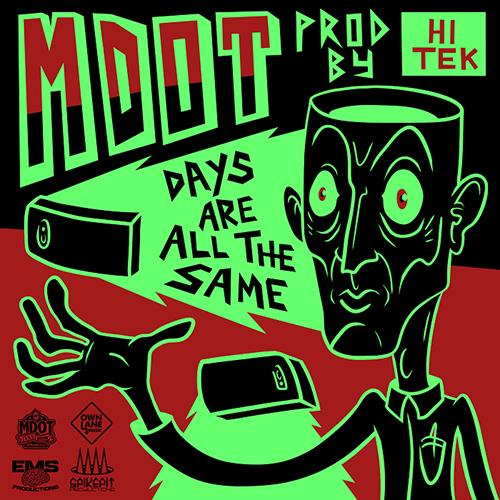 """""""Days Are All The Same"""" e' il nuovo video di M-Dot"""