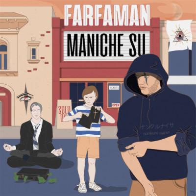 """FarfaMan omaggia Primo Brown nel video di """"Goccia a goccia"""""""