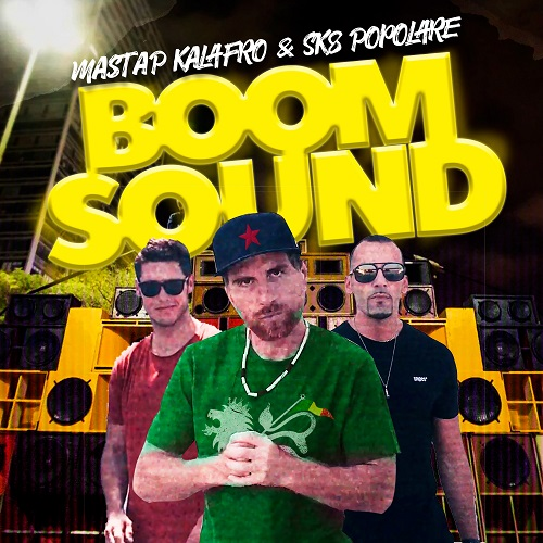 """Boom sound"" e' il nuovo video di Masta P e SK8"