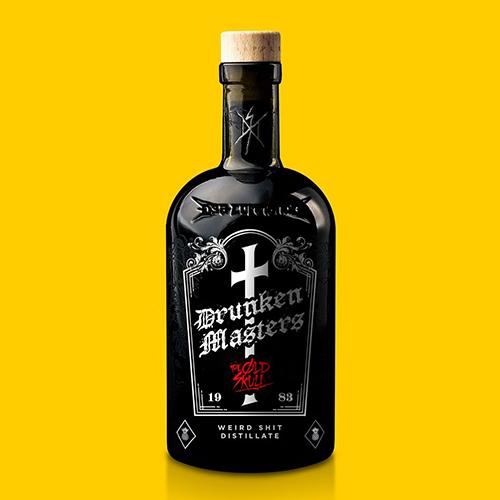 """Il Metal dei The Old Skull incontra il Rap dei DSA Commando in """"Drunken masters"""""""