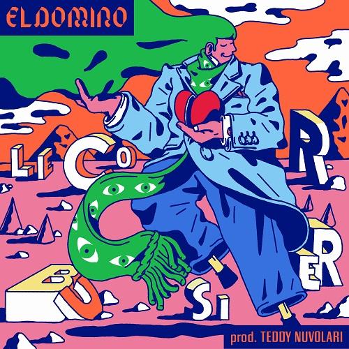 """""""Le Corbusier"""" e' il nuovo EP di ElDomino"""