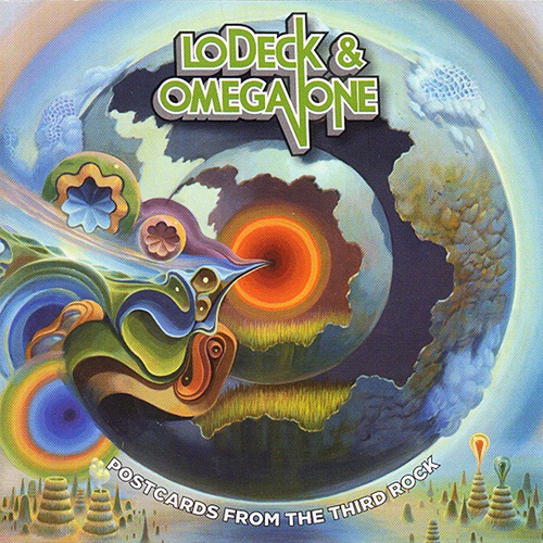 LoDeck & Omega One – Postcards From The Third Rock
