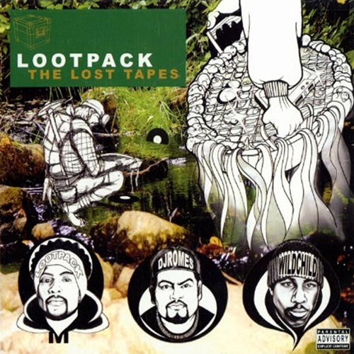 Lootpack – The Lost Tapes