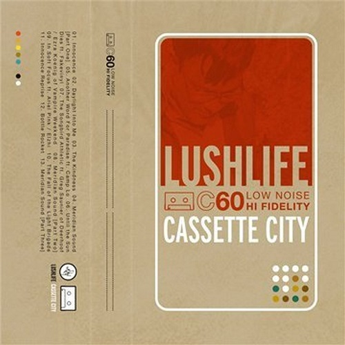 Lushlife – Cassette City