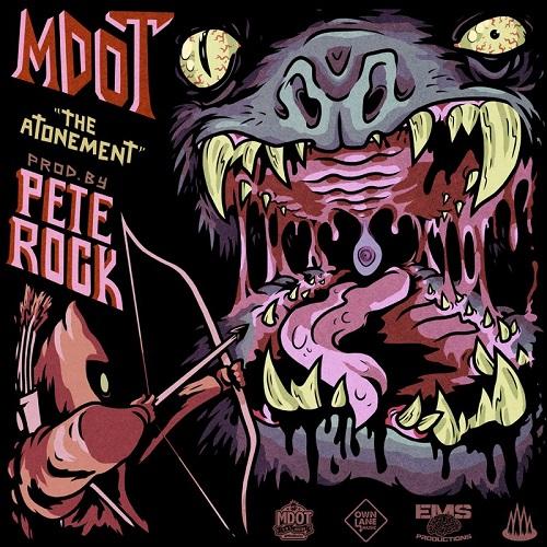 """Pete Rock produce M-Dot per """"The Atonement"""""""
