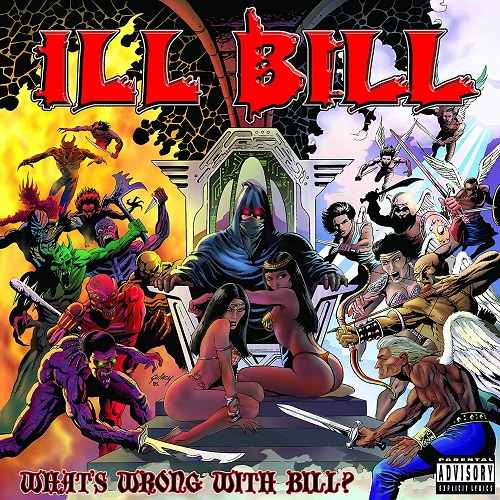 Ill Bill – What's Wrong With Bill?