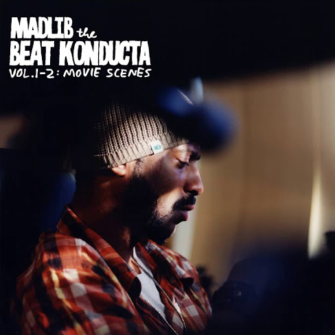Madlib – Beat Konducta Vol. 1-2: Movie Scenes