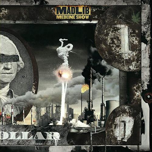 Madlib – Madlib Medicine Show