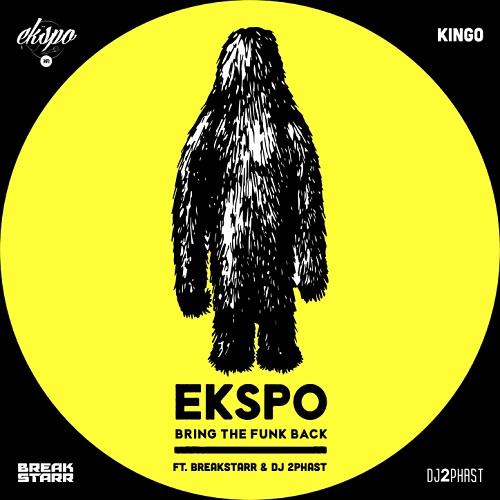 """""""Bring the Funk back"""" e' il nuovo singolo di Ekspo"""