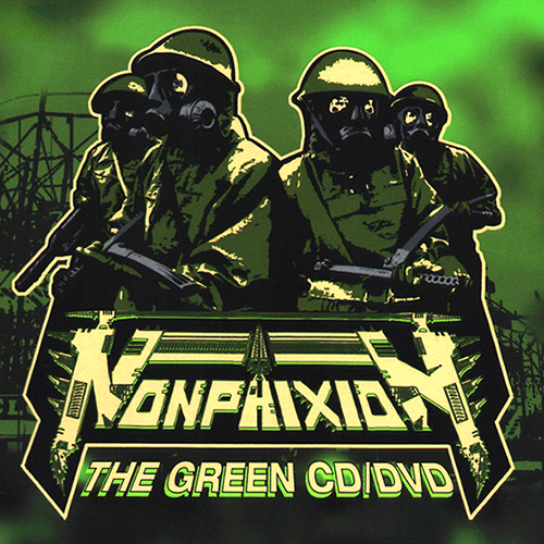 Non Phixion – The Green CD/DVD