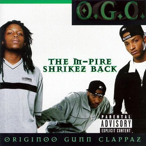 O.G.C. – The M-Pire Shrikez Back