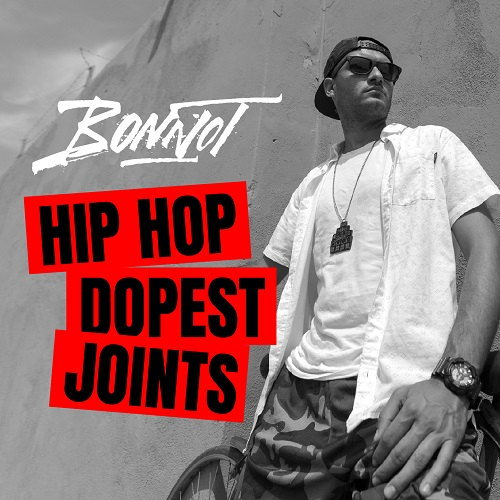 "Bonnot annuncia l'uscita di ""Hip Hop dopest joints"""