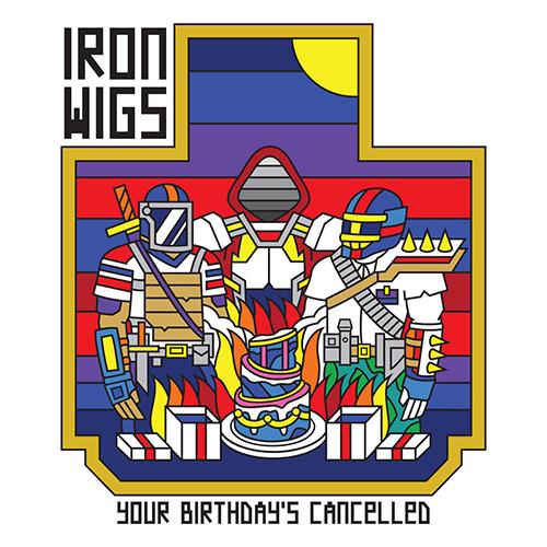 Vic Spencer, Verbal Kent e Sonnyjim sono gli Iron Wigs