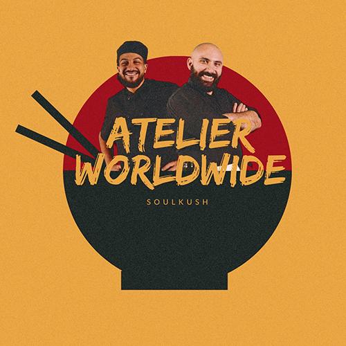 """""""Atelier worldwide"""" e' il nuovo video di Pazi + Rain"""