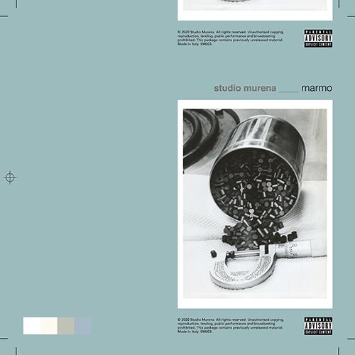 """""""Marmo"""" e' il nuovo singolo dello Studio Murena"""