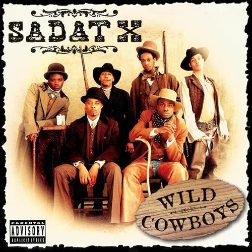 Sadat X – Wild Cowboys