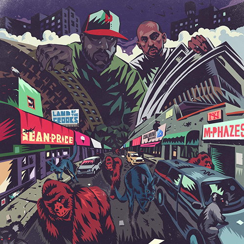 Sean Price & M-Phazes – Land Of The Crooks