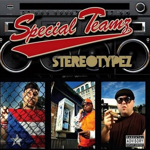 Special Teamz – Stereotypez