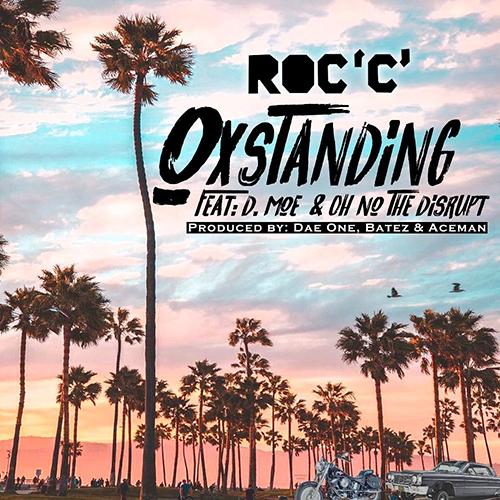 """""""OxStanding"""" e' il nuovo video di Roc C"""