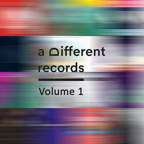 "A Different Records regala ""A Different Records volume 1"""