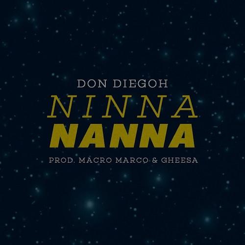 """""""Ninna nanna"""" e' il nuovo singolo di Don Diegoh"""